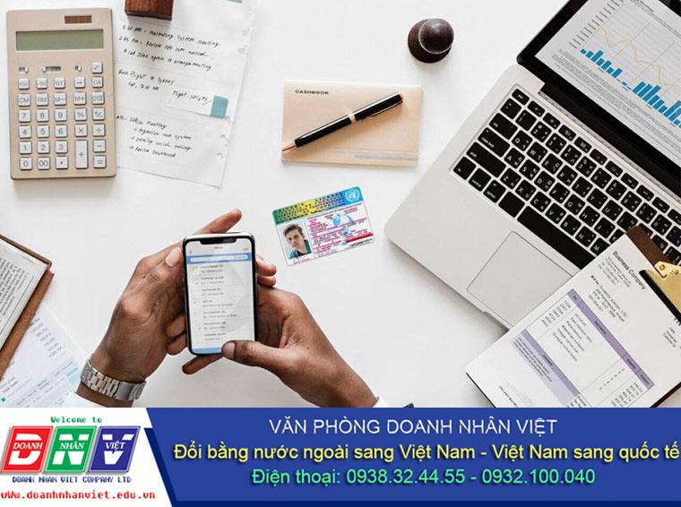 Bằng lái xe quốc tế IAA có được lái xe tại Việt Nam không