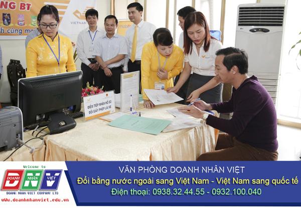 Văn phòng Doanh Nhân Việt